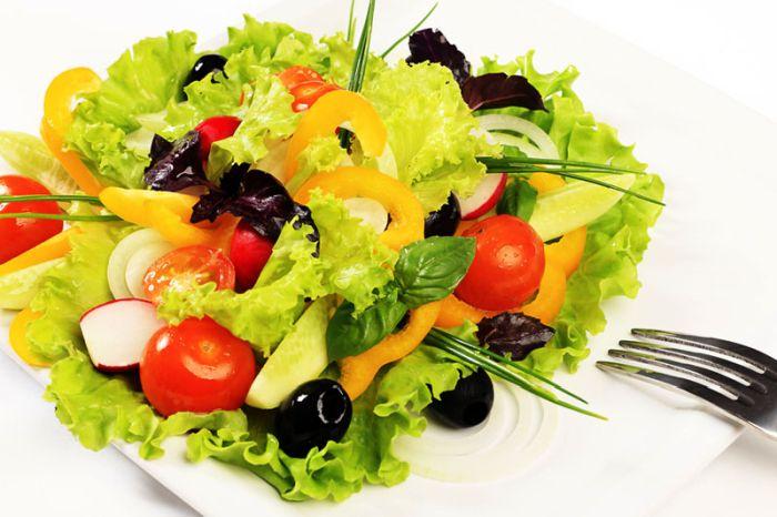 10 sfaturi pentru un stil de viata sanatos - fructe si legume