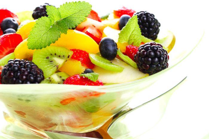 10 sfaturi pentru un stil de viata sanatos - fructe