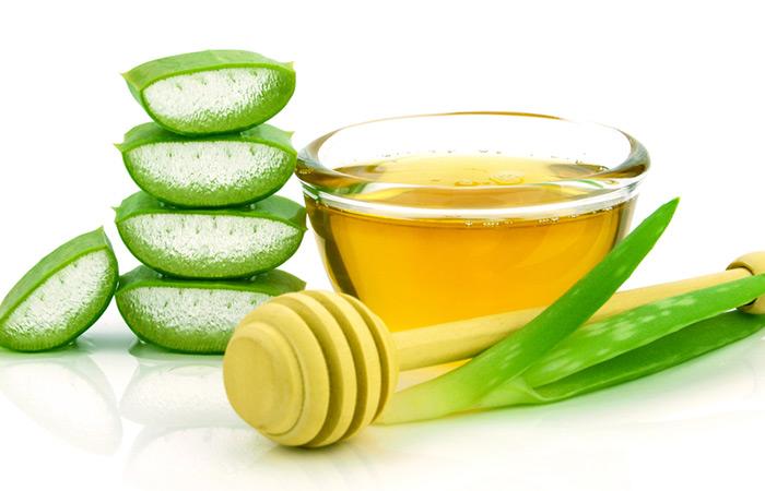 Remedii naturiste pentru tuse - aloe vera