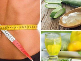 4 remedii naturiste pentru slăbit