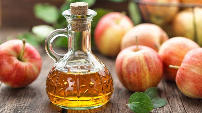 remedii naturiste pentru acnee - otet de mere