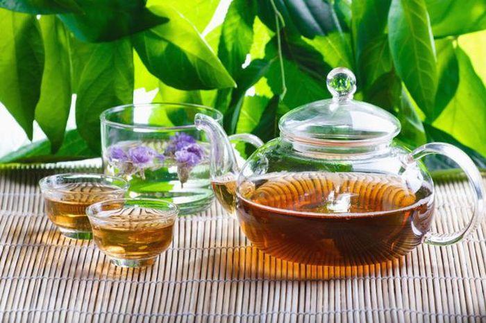 remedii naturiste pentru slăbit - ceai-verde