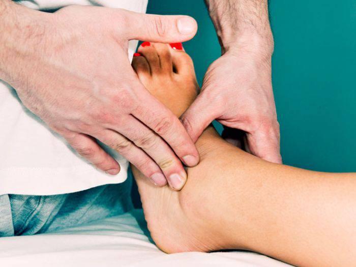 Umflare picioare si abdomen